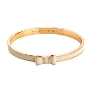 KATE SPADE • Take a Bow Bangle Bracelet